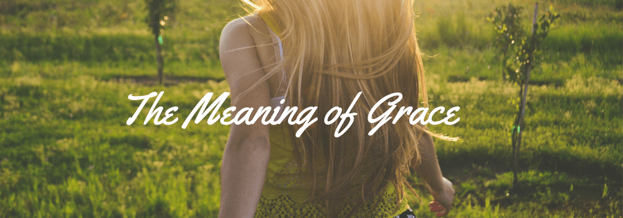 The Meaning of Grace by Helen Sherwin