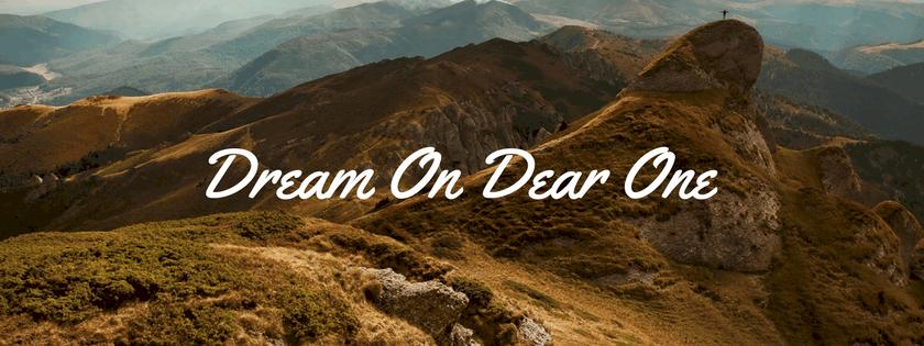 Dream On Dear One by Helen Sherwin